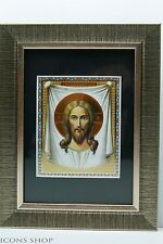 christian icon the holy face our savior jesus christ