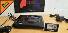 Sega Genesis 1 Mega Drive Console , With 2 games , all working (Fast Shipping)