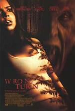 Wrong Turn Final Two Sided 27x40 inches Original Movie Poster