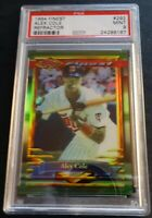 1994 ALEX COLE FINEST REFRACTOR #292 PSA 9 TWINS POP 3 NONE HIGHER (939)