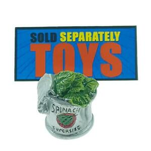 Classic Popeye SPINACH CAN The Sailorman original replacement accessory part