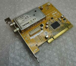 Genuine HP 5187-6695 TV7133/4 REV:1.07 PCI TV Tuner Card