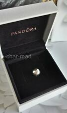 PANDORA | GENUINE Sterling Silver Sphere / Orb Fixed Clip / Charm: 791000