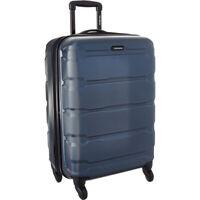 "Samsonite Omni Hardside Luggage 24"" Spinner - Teal - OPEN BOX"