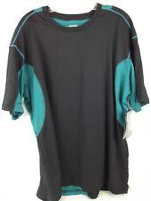 Jockey Sport Crew Neck T shirt Relaxed Fit Microfiber Men's Sz. Xl Nwt