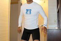 Body Glove Men's Surf/ MMA Jiu Jitsu Rashguard Compression Shirt XL