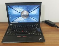 "Lenovo ThinkPad X220 i5 2,5GHz 4GB UMTS 4h Akku Wlan Bluetooth 12,5"" Fingerprint"