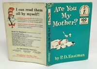 ARE YOU MY MOTHER 1ST/1ST DJ 1960 First Edition/Printing PD Eastman B-18