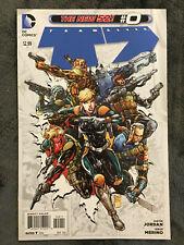 Team 7 #0 - DC Comics - The New 52 - November 2012 - Comic Book