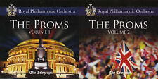 THE PROMS - ROYAL PHILHARMONIC ORCHESTRA: PROMO 2 CD SET (2011) DVORAK ELGAR ETC