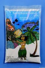 Bora Bora Sand 8kg Preis Aquaristik feiner weißer Meerwasser Bodengrund