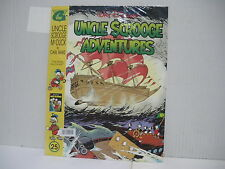 Walt Disney's Uncle Scrooge Adventures in color No.25 Gladstone (BG05)