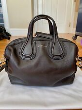 Givenchy Nightingale Micro Leather Shoulder Bag