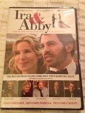 BRAND NEW DVD // Ira & Abby // Jennifer Westfeldt, Chris Messina