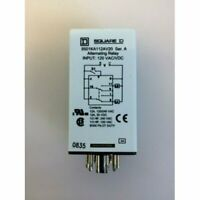 Details about  /Square D Magnecraft 851 NR45 Relay with Socket *FREE SHIPPING*