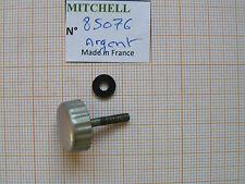 BOUTON MANIVELLE ARGENT MITCHELL FULL CONTROL & autres MOULINETS KNOB PART 85076