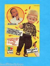 TOP986-PUBBLICITA'/ADVERTISING-1986- SEBINO - CICCIOBELLO ROCK