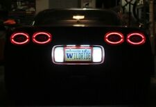 1997-2004 C5 Corvette Halo LED Tail Lights/LAMPS W/OUT HARNESS- Modified VERSION