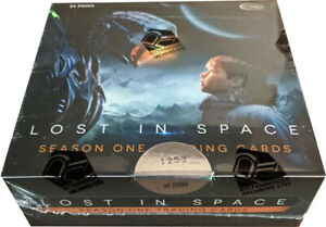 Rittenhouse 2019 Netflix Lost in Space Season 1 Factory Sealed Trading Card Box