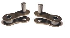 "2 PACK KMC 1/2 Link Half-Link for 1/8"" Bike Chain Z410-OL Fixie BMX Single-Speed"