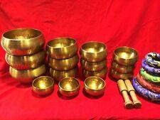 Tibetan Handbeaten Singing Bowl(15 Sets)