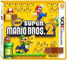 New Super Mario Bros 2 (3DS) NEW & SEALED - Fast Dispatch - Free UK P&P