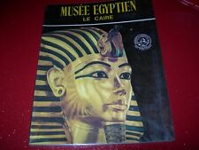 MUSEE EGYPTIEN  LE CAIRE  LAMBELET    RIESTERER 1973