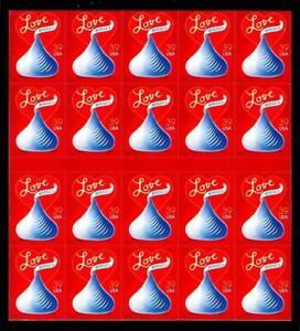 1¢ WONDER'S ~ 2006 MNH STAMP BOOKLET W/ 39¢ LOVE KISSES (FV = $7.80) ~ S958