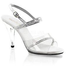 Normale-Weite-(E) Damen-Sandalen & -Badeschuhe aus Kunstleder für Freizeit