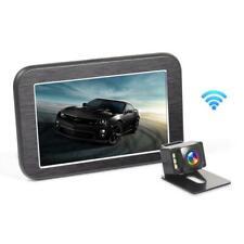 5 Inch Digital Wireless Car Backup Camera & Monitor Kit 6 LEDs Rear View Camera