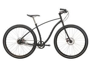 Budnitz No. 3 Cruiser Bike Large 700c Steel Shimano Alfine