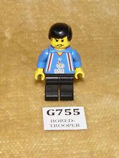 Blister Lego Calciatori Serie A Ronaldo CR7 Ibrahimovic Lukaku Juve Milan Inter