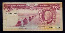ANGOLA 100 ESCUDOS  1962  PICK # 94  FINE.