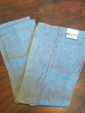t-265 true vintage Mr Wrangler flare leg jeans raw Denim USA 28×30 100% cotton