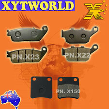 FRONT REAR Parking Brake Pads for HONDA CTX 700 DE-DCT 2014