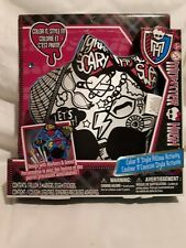 Monster High Color N' Style Pillow