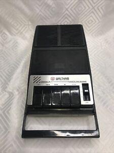 VGE model W129 walthman cassette tape recorder condenser mic Read Description
