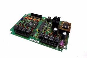 USED ANDOVER CONTROLS LCX-800 CONTROL BOARD LCX800