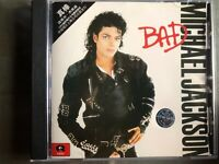 CD - MICHAEL JACKSON - BAD - CHINA EDITION