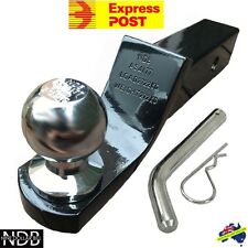 Towbar Tongue Tow Ball Mount Hitch Caravan 4WD Tow Bar Trailer 4x4 EXPRESS/WNTY