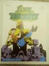 LOVE AND ROCKETS #7 / JULY 1984 / FANTAGRAPHICS / GILBERT & JAIME HERNANDEZ