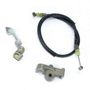 Meccanismo apertura e chiusura sella cavo originale Honda Transalp XL 650 00 06