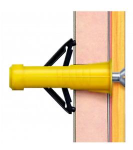 Plasterboard Wall Plugs SUPER TOGGLE Fixings Plasplugs