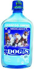 Shampoo Medicado PA Dog's (2 frascos de 380ml) el mejor de Ecuador
