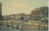 PC24229 Lime Street. Liverpool. Harrop. Cable. No 6477. 1905