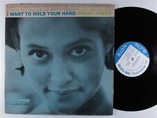 GRANT GREEN I Want To Hold Your Hand BLUE NOTE LP mono NY van gelder *