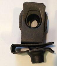 """FORD GM 1/4"""" - 20 Extruded U Nut Phosphate (10) Fenders Hood Body Panels Short"""