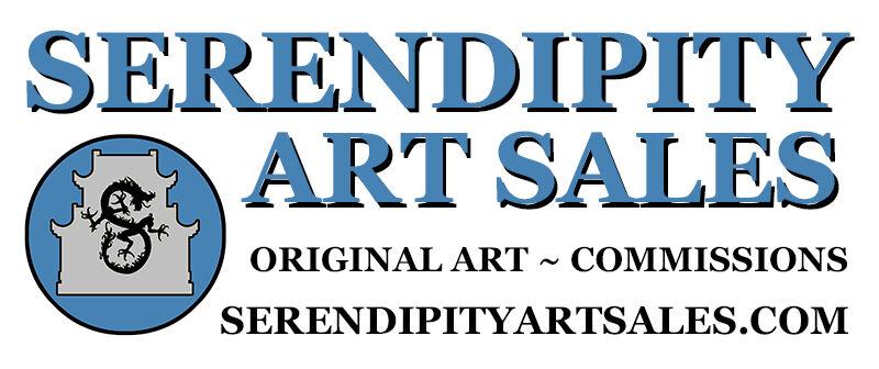 Serendipity Art Sales Gallery