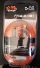 24K Gold-Plated Firewire Computer Cable - 1.8M, 4-6 pin IEEE 1394 Grey - NEW