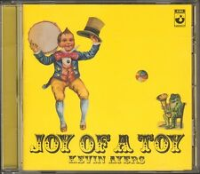 KEVIN AYERS Joy of a Toy NEW CD 10 & 6 BONUS 16 page BOOKLET Soft Machine